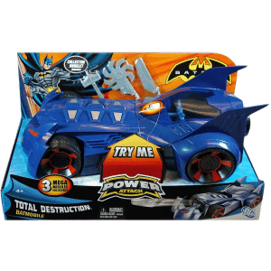 Batman Batmobile Power Attack