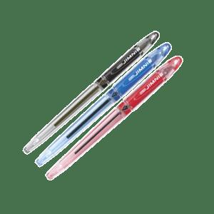 Zebra, Jimnie Medium Ballpoint Stick Pen 1.0mm, Arrow Tip.