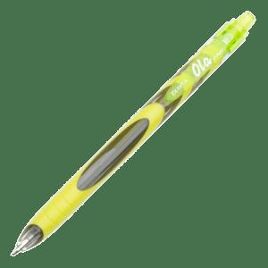 Zebra OLA Retractable Anti-Skip Grip 1.0 Ballpoint Pen