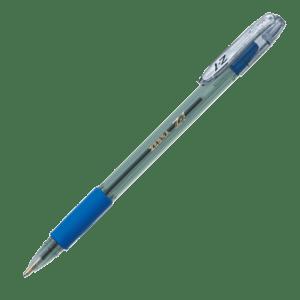 Zebra Stick Pen Rubberized Grip Z1 0.7mm