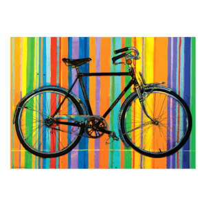 Jigsaw Puzzle 1000pcs Heye, Bike Art – Ποδήλατο