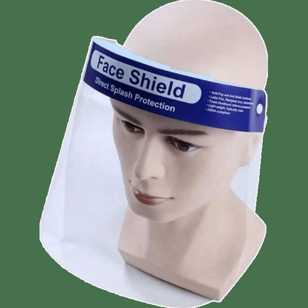 Προσωπίδα, Προστατευτική Ασπίδα Προσώπου Διάφανη (7193)