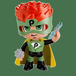 Giochi Preziosi Pinypon Action Φιγούρα - Super Ήρωας (700014733-5)