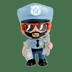 Giochi Preziosi Pinypon Action Φιγούρα - Αστυνομικός (700014733-6)