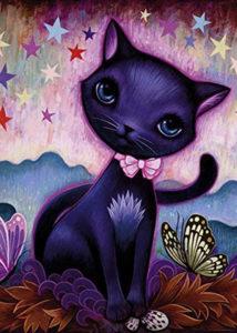 Jigsaw Puzzle 1000pcs Heye, Dreaming: Black Kitty