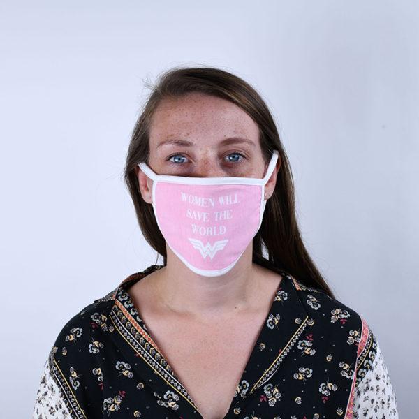 Μάσκα Υφασμάτινη 3 Στρώσεων (2Τμχ)