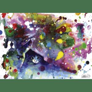 Heye Puzzle 1000pcs, Free Colours: Meow (29825)
