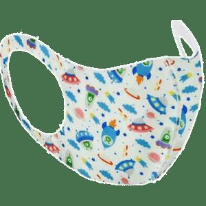 PMS International Υφασμάτινη Παιδική Μάσκα - Space 1 Τμχ (PM755034-3)
