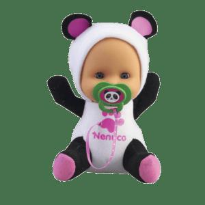 Giochi Preziosi Nenuco Born To Be Loved Μωράκι-Ζωάκι Panda (700015590)