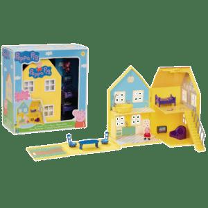 Giochi Preziosi Peppa Pig Μεγάλο Παιχνιδόσπιτο (PPC38010)