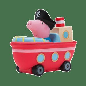 Giochi Preziosi Peppa Pig Μίνι Οχηματάκια - Boat (PPC24001)
