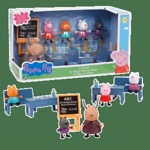Giochi Preziosi Peppa Pig Η τάξη Της Peppa (PPC10011)