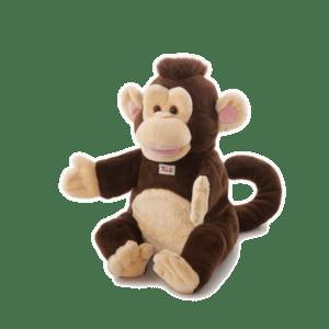 Trudi Puppets Λούτρινη Μαριονέτα Μαϊμού (TUD82000)