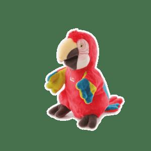 Trudi Puppets Λούτρινη Μαριονέτα Παπαγάλος (TUD80000)