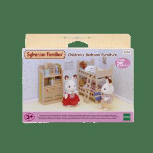 Epoch Sylvanian Families: Έπιπλα για Παιδικό Δωμάτιο (4254)