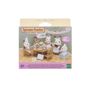 Epoch Sylvanian Families: Γιορτινή Τράπεζαρια (4269)