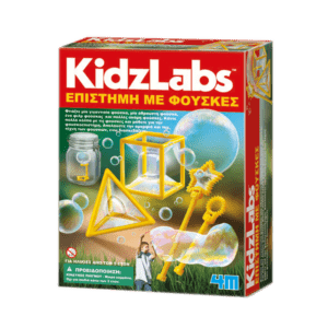 4M KidzLabs Κατασκευή με Φούσκες (4M0259)