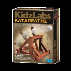 4M KidzLabs Κατασκευή Καταπέλτης (4M0438)