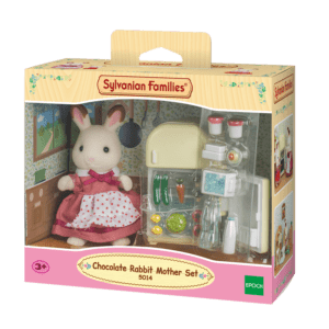 Epoch Sylvanian Families: Έπιπλα & Μαμά Chocolate Rabbit (5014)