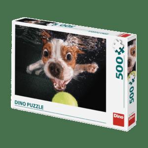 Dino Puzzle Υποβρύχιο Κουτάβι 500pcs (50245)