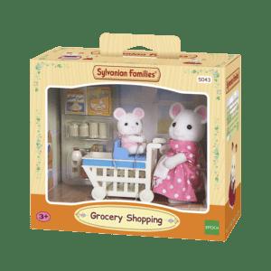Epoch Sylvanian Families: Ψώνια στο Παντοπωλείο (5043)