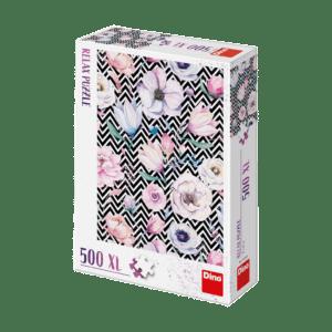 Dino Puzzle Λουλούδια 500pcs (51405)