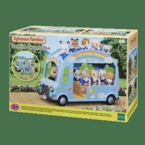 Epoch Sylvanian Families: Χαρούμενο Σχολικό Λεωφορείο (5317)