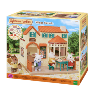 Epoch Sylvanian Families: Παραδοσιακή Πιτσαρία(5324)