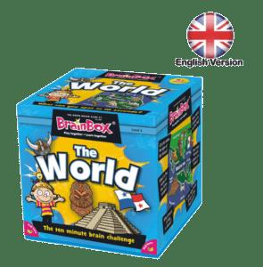 BrainBox - The World (English Version) (90001)