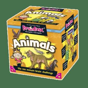 BrainBox - Animals (English Version) (90002)