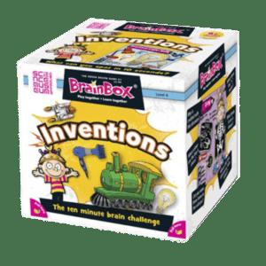 BrainBox - Inventions (English Version) (90015)