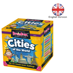 BrainBox - Cities of the World (English Version) (90044)