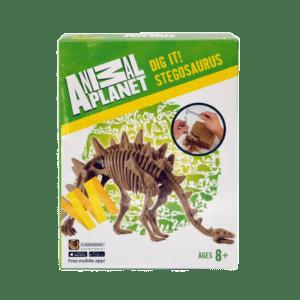 Animal Planet Ανασκαφή Στεγόσαυρος (GM101)