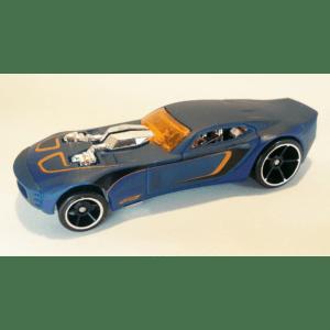 Mattel Hot Wheels Colour Shifters Nitro Doorslammer (P7782)