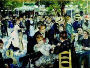 Editions Ricordi Puzzle 1000pcs - Ricordi Renoir: Moulin De La Galette (16061)
