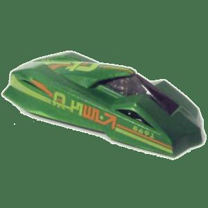 Mattel Hot Wheels Colour Shifters Shadow Jet II (R0216)