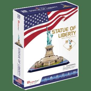CubicFun 3D Puzzle 39pc, Statue of Liberty (C080h)