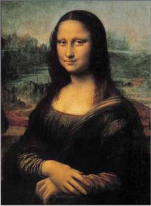 Editions Ricordi Puzzle 1000pcs - Da Vinci: La Gioconda Mona Lisa (09649)