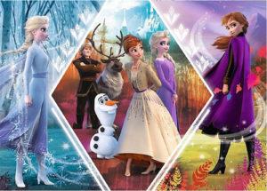 Trefl Puzzle 200pcs - Frozen II (13249)