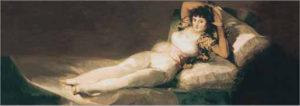 Editions Ricordi Puzzle 1000pcs - Goya: La Maja Vestida (16002)