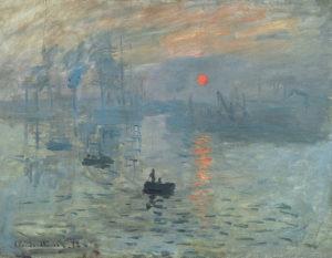 Editions Ricordi Puzzle 1000pcs - Monet : Impression Soleil Levant (09655)