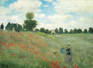 Editions Ricordi Puzzle 1000pcs - Monet: Les Coquelicots (09659)