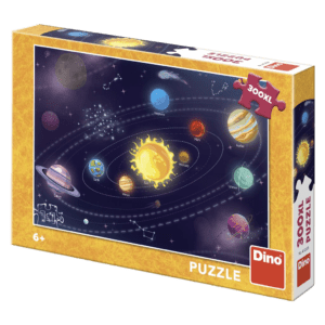 Dino Puzzle Παιδικό Ηλιακό Σύστημα 300pcs (47222)