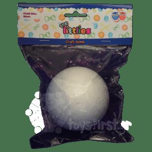The Littlies Μπάλα Φελιζόλ 80mm 1 Τεμάχιο (0646584)