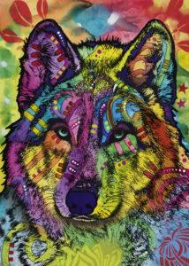Heye Puzzle 1000pcs, Jolly Pets: Wolf's Soul (29809)