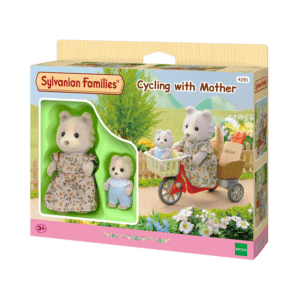 Epoch Sylvanian Families: Cycling With Mother (4281)
