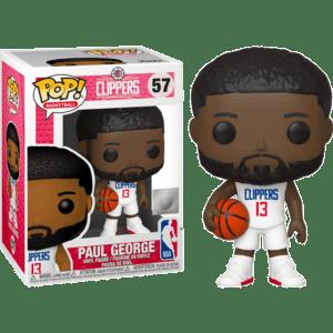 Funko Pop! NBA: Clippers - Paul George Νο. 57 Φιγούρα Βινυλίου (4427)