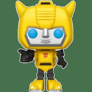 Funko Pop! Retro Toys: Transformers - Bumblebee Νο. 23 Φιγούρα Βινυλίου (50966)