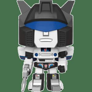 Funko Pop! Retro Toys: Transformers - Jazz Νο. 25 Φιγούρα Βινυλίου (50968)