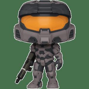 Funko Pop! Games: Halo - Spartan Mark VII with VK78 Νο. 14 Φιγούρα Βινυλίου (51103)